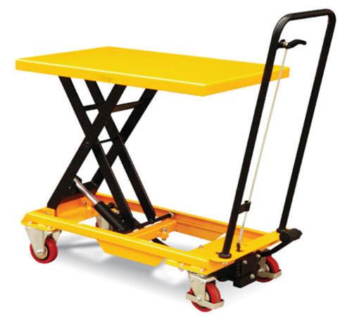 经济型脚踏式升降平台车