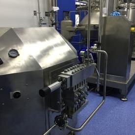生产型高压细胞破碎机
