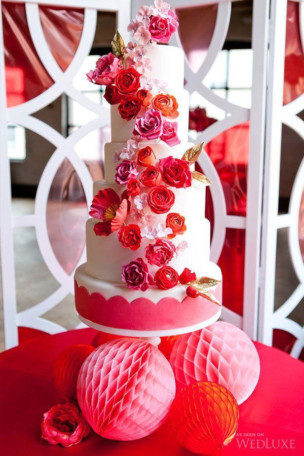 红色婚礼策划