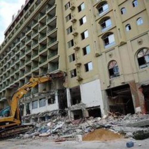 厂房拆除案例