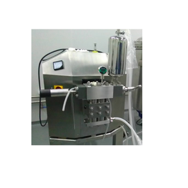 Pilot type High Pressure Homogenizer