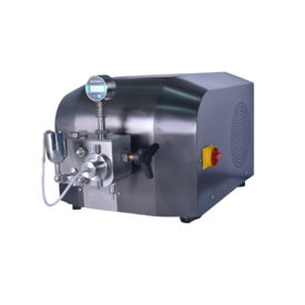 Experimental High Pressure Homogenizer