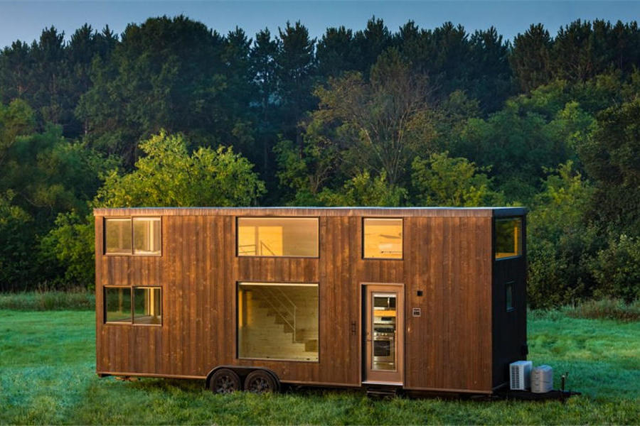 車輪上的微型住宅