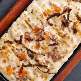 明太鱼籽焗土豆
