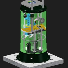 PPS一體化預制泵站