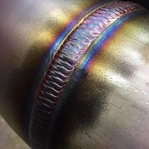 布料机钢管的焊接