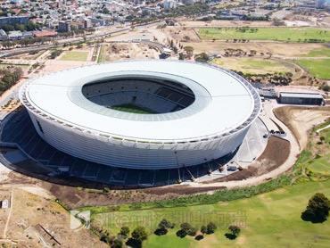 体育场膜结构建筑