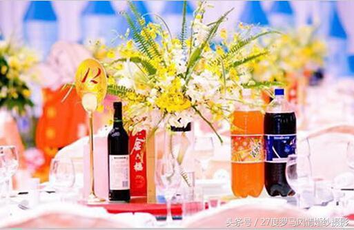 **婚礼|如何选择婚宴酒水搭配?北京婚礼|北京婚纱摄影