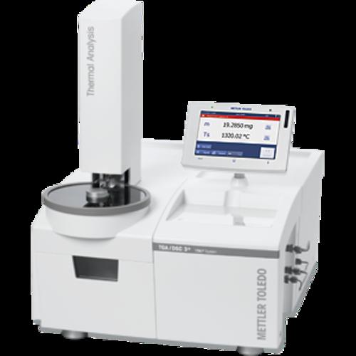 TGA/DSC 3+ - 配有小炉体 (SF) 的热重分析仪