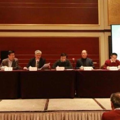 参加上海市河道养护管理长效机制建设研讨会