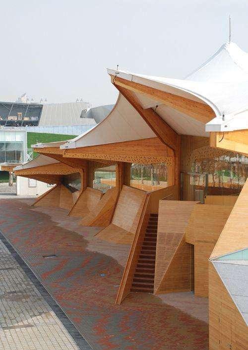 展馆膜结构工程