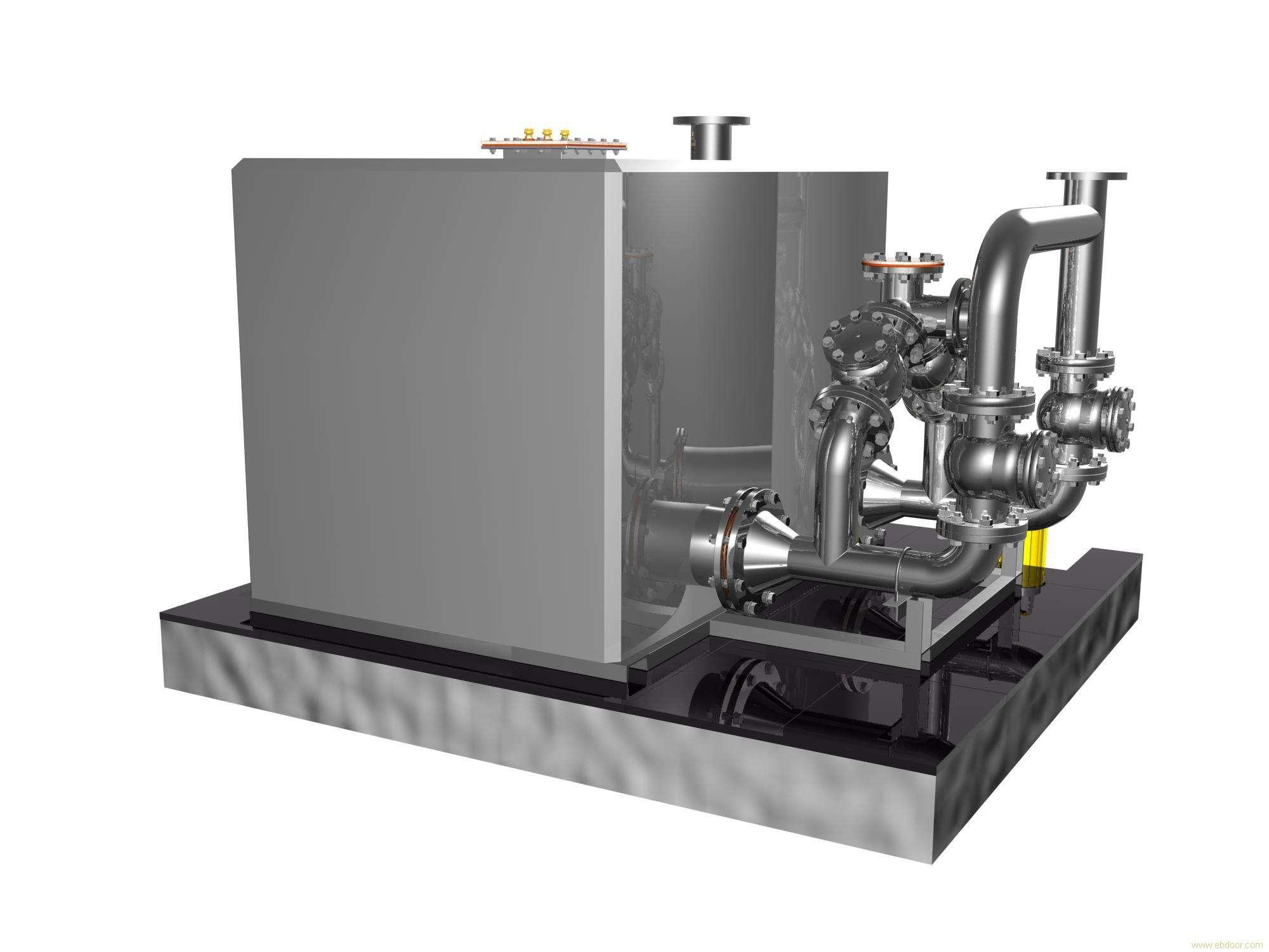 不锈钢污水提升设备