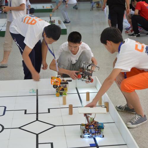 中国青少年机器人竞赛简介