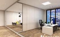 玻璃隔断独有的五大优点
