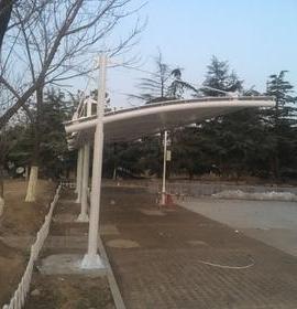 淮安膜结构车棚