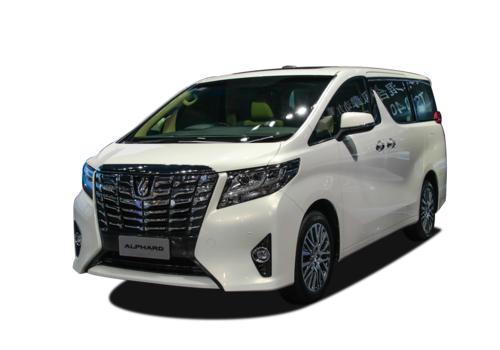 Toyota Alpha 7 auger car