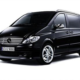 Benz business car 7-seater