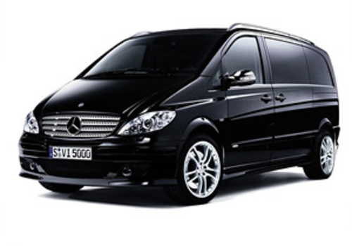 Benz business car 7-seater