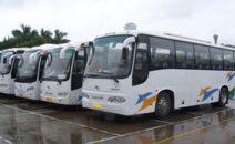 Business bus / long charter car