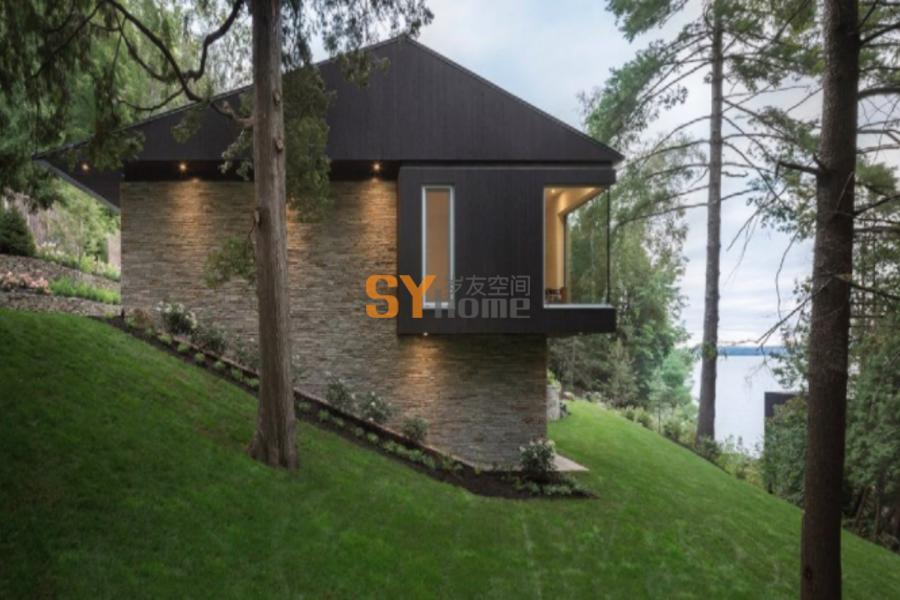 Slender住宅,魁北克 / MU Architecture