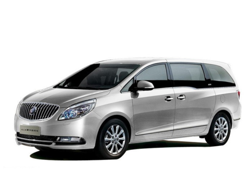 New Buick GL8 7 commercial vehicles