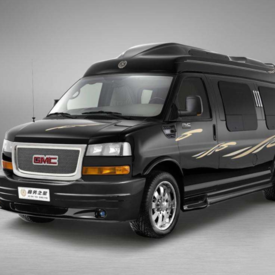 The United States imported original GMC RV 7-seater