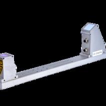 TH系列       是针对于大视野物品研发的激光2D传感器,其测量视野宽度可达1.5m,测量高度超过1m,适用于大型物体检测。
