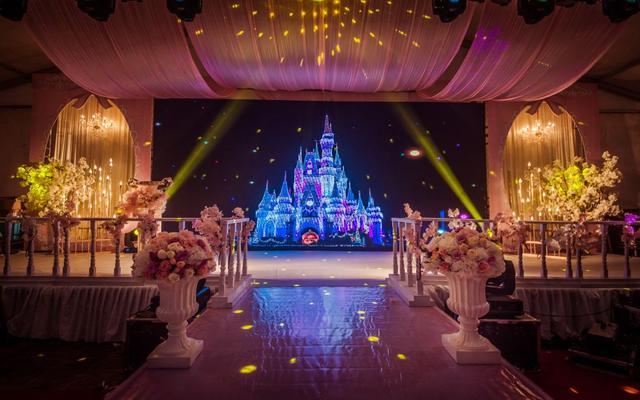 一个梦想中的婚礼
