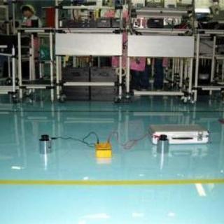 防静电环氧自流平地坪