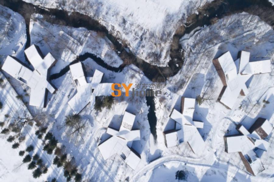 森林守望者-长白山河谷林居,吉林 / 原地建筑