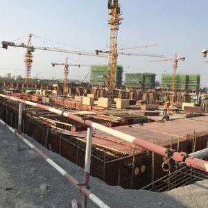 六安中梁·国宾首府(一标段)工程