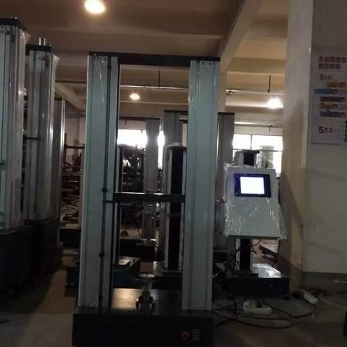 宁波洛卡特汽车零部件有限公司采购我公司电子拉力试验机准备发货