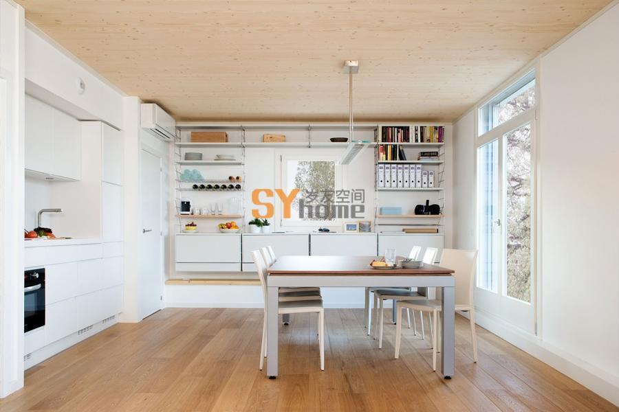 在极短时间内打造高技术住宅,3.0版生态住宅