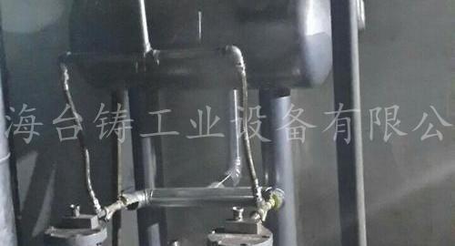 上海臺鑄閥門客戶現場y43ww