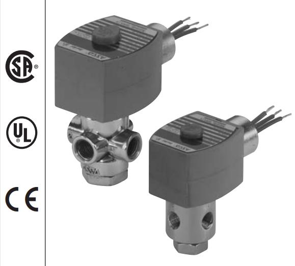 ASCO电磁阀8320G186