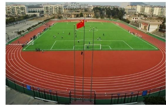 标准塑胶体育运动场规范