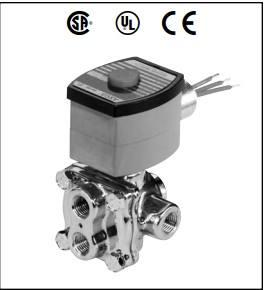 ASCO电磁阀8342G001