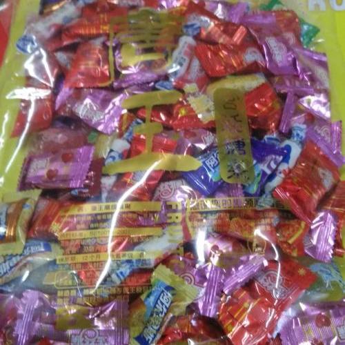 金丝猴喜糖