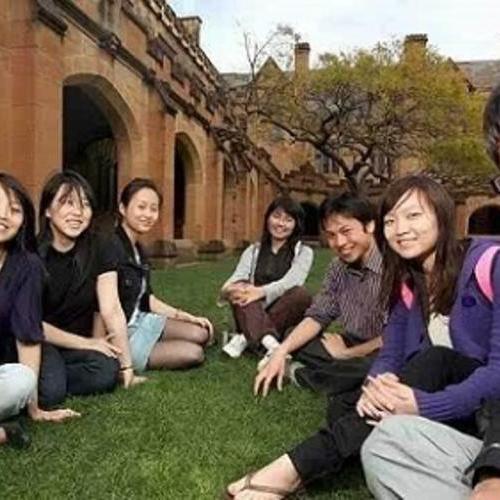 中国留学生用英语怎么说