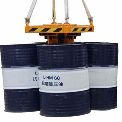吊车专用四油桶吊夹
