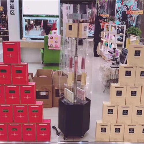 娇玛仕入驻松原商场