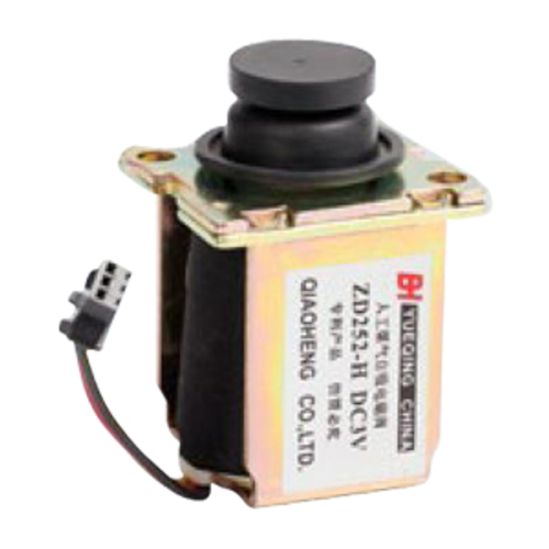 ZD252-H人工煤气自吸电磁阀