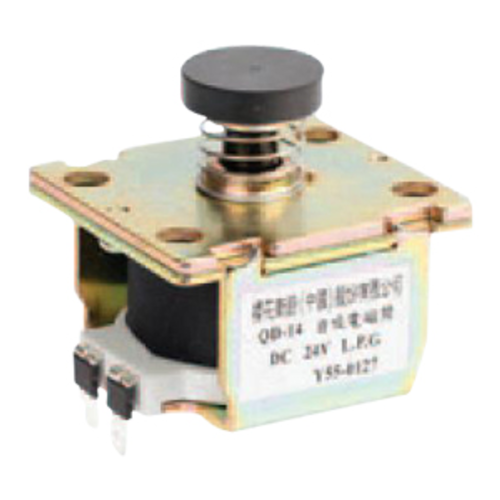 QD-14 24V强吸电磁阀