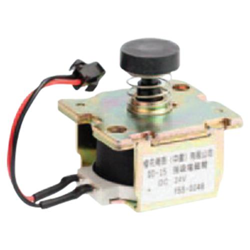 QD-15 24V强吸电磁阀