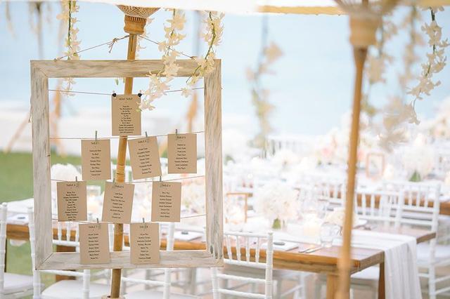12个你绝不能错过的婚礼计划细节