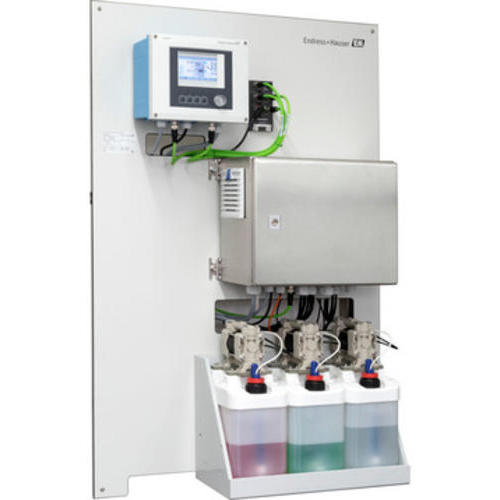 清洗和标定系统 Liquiline Control CDC90