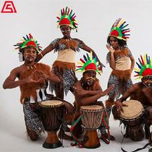 上海開場節目-非洲黑人鼓樂