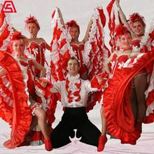 外籍舞蹈-康康舞