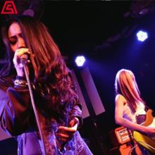 乐队歌手 华人乐队 女子摇滚乐队