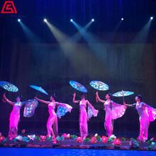 舞蹈节目-人间西湖